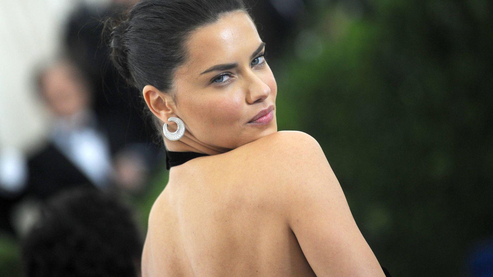 Foto: La modelo Adriana Lima en una imagen de archivo. (Gtres)