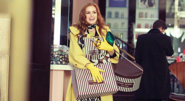 Foto: Fotograma de la película 'Confesiones de una compradora compulsiva'