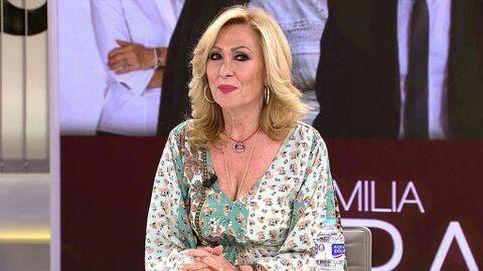 Rosa Benito se achanta ante Jorge Javier tras tratar de boicotear 'Sálvame'