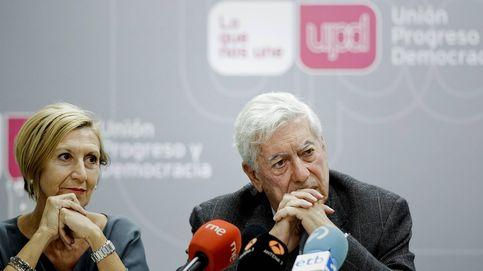 UPyD y el silencio de Vargas Llosa y Savater