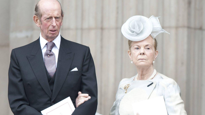 Los duques de Kent. (Getty Images)