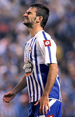 El Atlético se topa con Lendoiro, quien pide ahora cinco millones por Adrián
