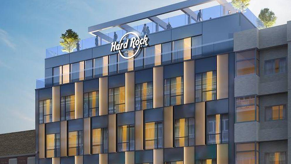 Hard Rock Hotel aterrizará en Madrid (Atocha) de la mano de ASG