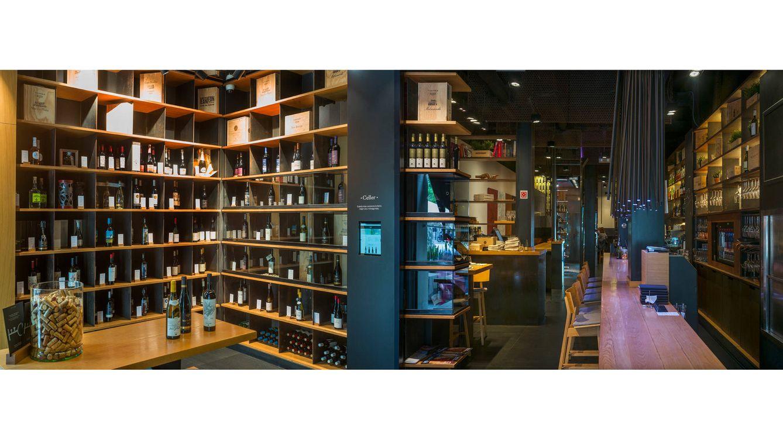 Foto: Ubicado en el céntrico Paseo de Gracia de Barcelona, es uno de los 17 establecimientos de la capital catalana que figuran en 'Los 100 Mejores restaurantes de España 2018'.