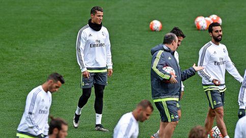 Florentino ha asegurado a Benítez que Sergio Ramos seguirá en el Real Madrid