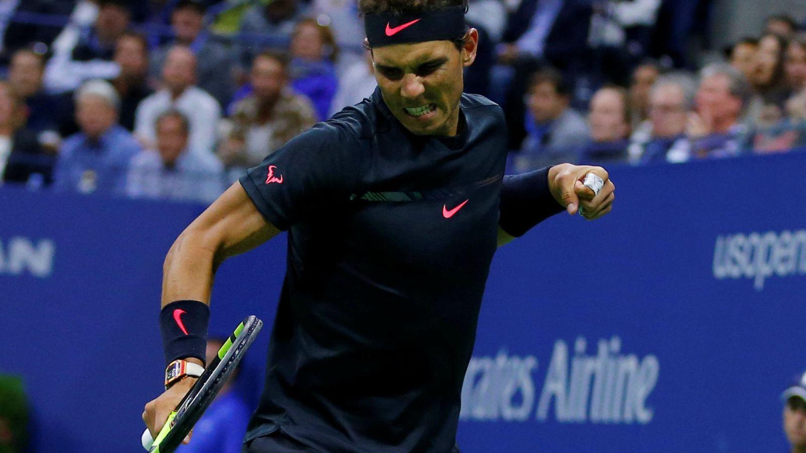 Tenis: Nadal agranda la leyenda con su tercer US Open en una plácida ...