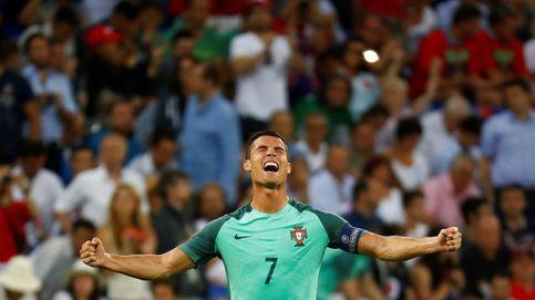 La victoria de Portugal en el partido de Eurocopa 2016 arrasa en Telecinco
