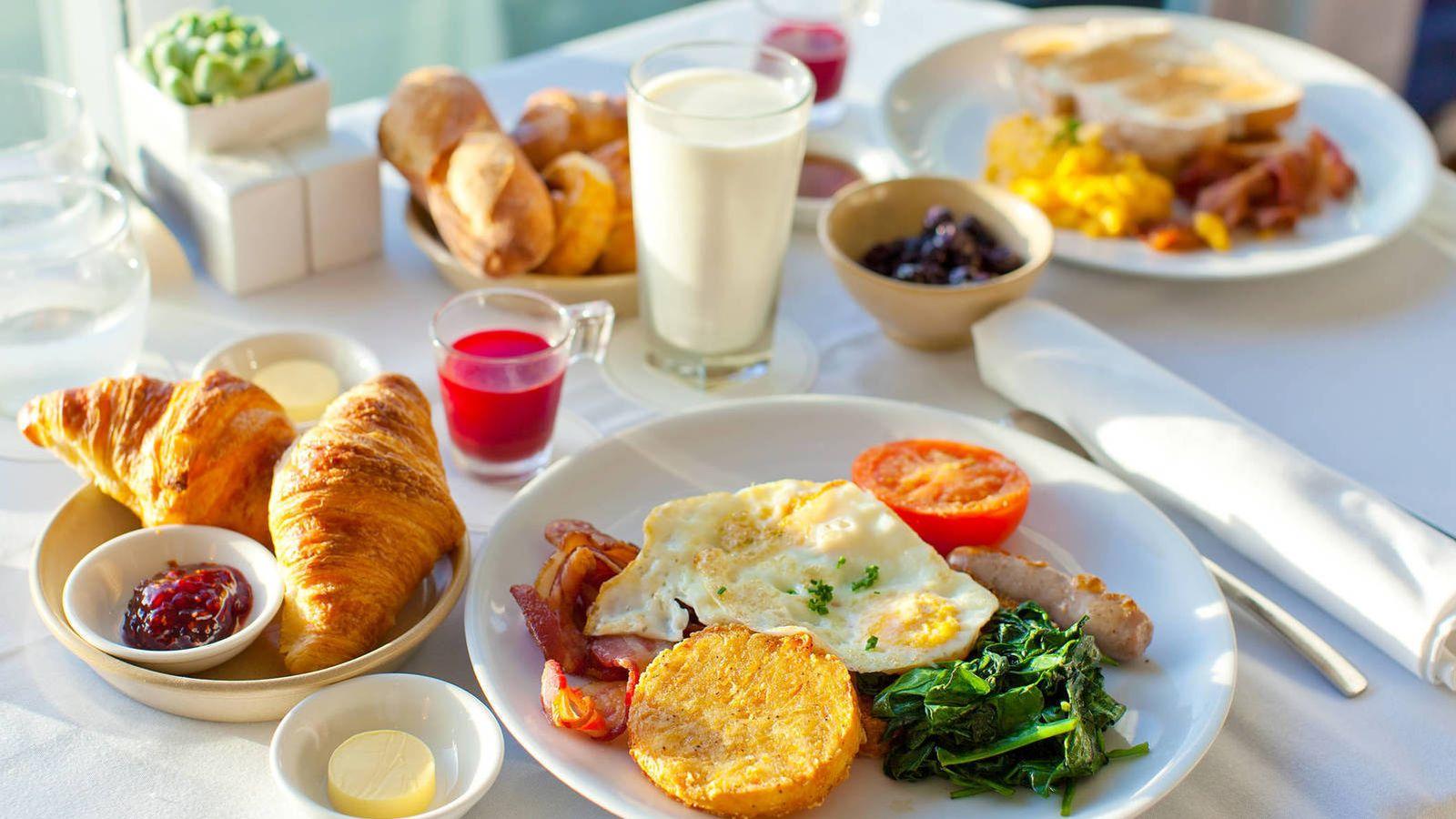 Es necesario desayunar para perder peso