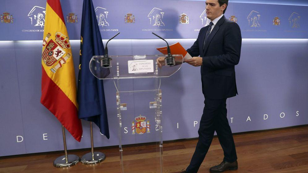 Foto: El exlíder de Ciudadanos en una imagen de archivo. (EFE)