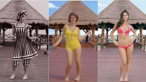 Del pantalón al tanga en 100 años: así ha sido la evolución del bikini