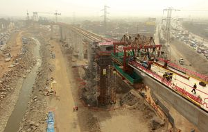 ACS y FCC ganan a Odebrecht y construirán la línea 2 de Lima