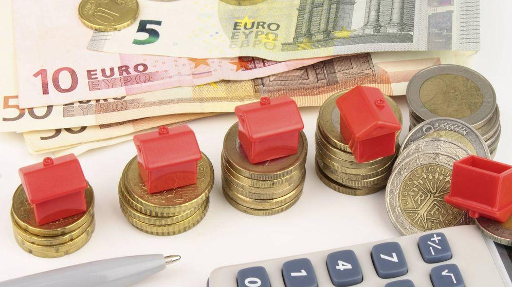 Hipotecas los bancos dan hipotecas por el 100 de sus for Pisos de bancos en segovia
