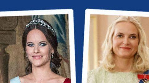 Estilo Real: los desastres de Mette-Marit y el estilo premamá de Sofía
