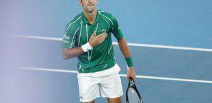 Post de Larga vida al rey: Djokovic gana en Australia y aparta del número uno a Rafa Nadal