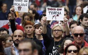 El marido de Teresa Romero escribe una carta a su perro y promete que hará justicia