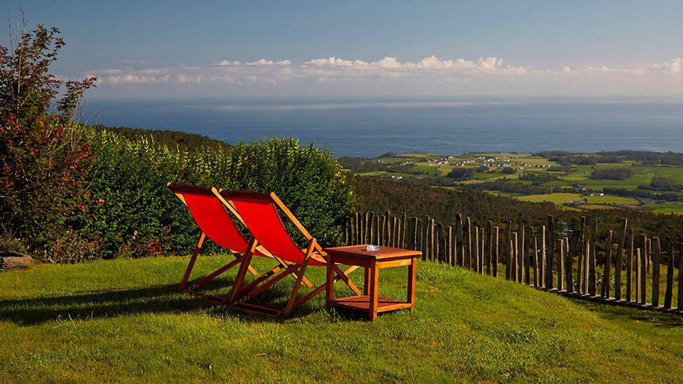 Foto: ¿Te imaginas en una de estas tumbonas mirando el mar de Asturias? (Foto: 3 Cabos)
