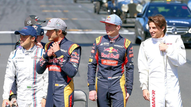 La mejor respuesta a las críticas a Carlos Sainz y Max Verstappen está en la pista