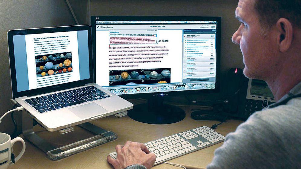 El 'software' español que puede detectar en minutos si Pedro Sánchez plagió su tesis