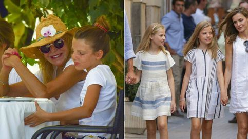Cinco razones por las que las hijas de la baronesa Thyssen parecen Leonor y Sofía
