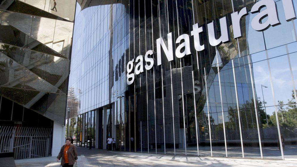 Foto: Sede de Barcelona de Gas Natural. (EFE)