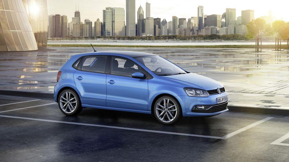Foto: Dominio de Volkswagen en abril