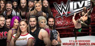 Post de Una noche ¿en la ópera? No, en el Pressing Catch: así es la WWE de cerca