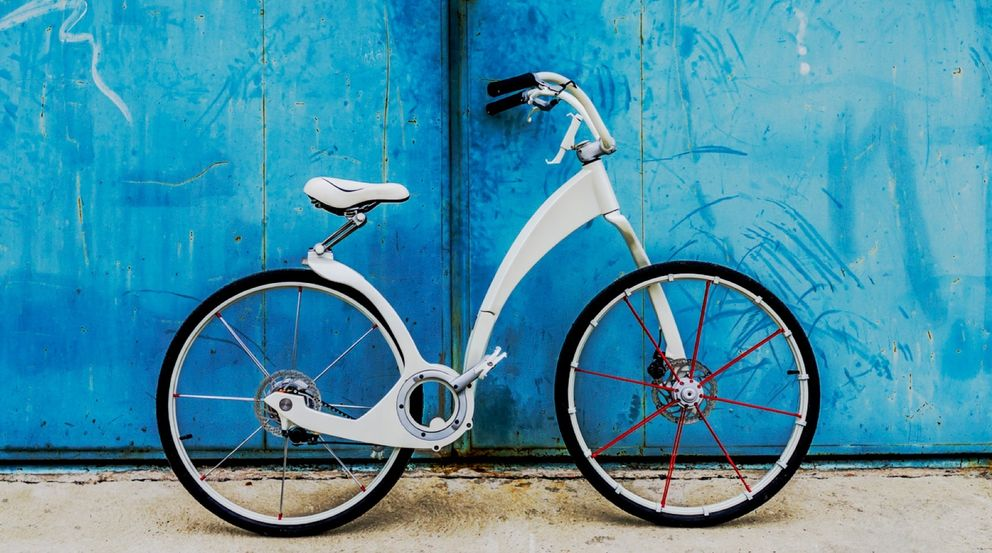 Foto: Con bloqueo automático y conectada al móvil: así es Gi Bike, la bicicleta inteligente