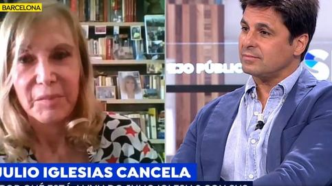 Pilar Eyre abandona 'Espejo público' tras una bronca con Fran Rivera