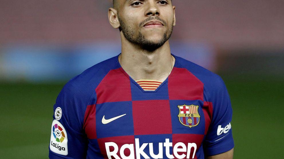 El fracaso de Braithwaite y el follón en el Barça de fichar al sustituto de Luis Suárez