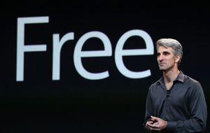 Apple regala 'software': una grata sorpresa menos para Microsoft