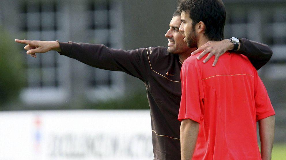 El independentismo militante de Oleguer retrata al de Guardiola