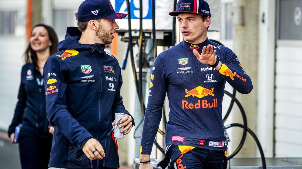 Foto: Pierre Gasly no encuentra el ritmo con su Red Bull. (EFE)