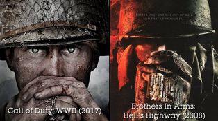 Insinúan plagio del nuevo Call of Duty: WWII