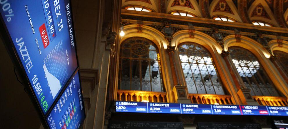 Foto: Escabechina en el MAB: 11 de las 19 firmas cotizadas caen más de un 9% en la sesión