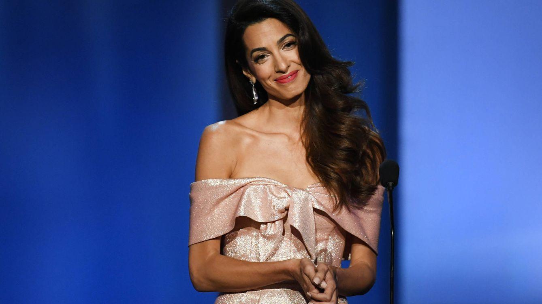 Amal Clooney viene a Barcelona la semana que viene (ir a verla cuesta 1.149 euros)