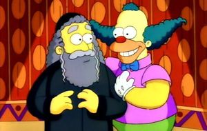 La muerte regresa a 'Los Simpson'