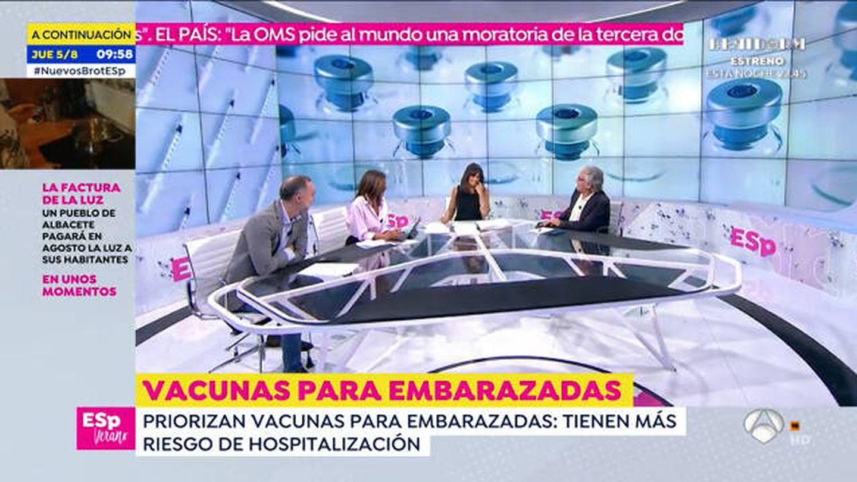'Espejo público'. (Antena 3)