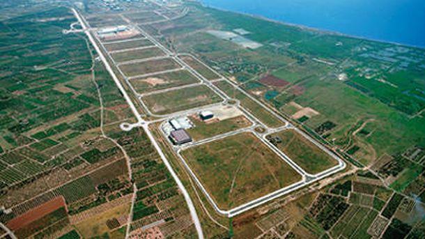 Foto: Parc Sagunt, el parque empresarial donde Mercadona construirá su central logística.