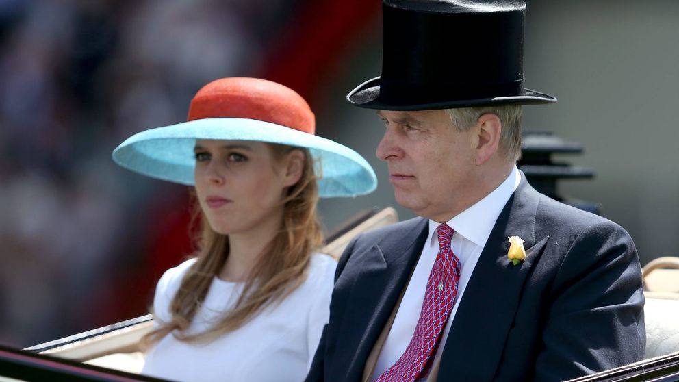 El error del príncipe Andrés que ha incendiado las redes en el Reino Unido