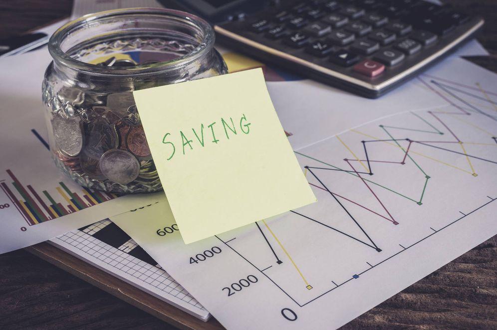 Foto:  Lo que tampoco baja es la capacidad de ahorro en gran parte del mundo. (Reuters)