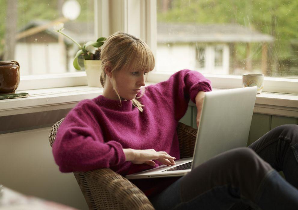 Foto: Ligar por internet parece muy fácil, pero también lo es llevarse un disgusto. (Corbis)