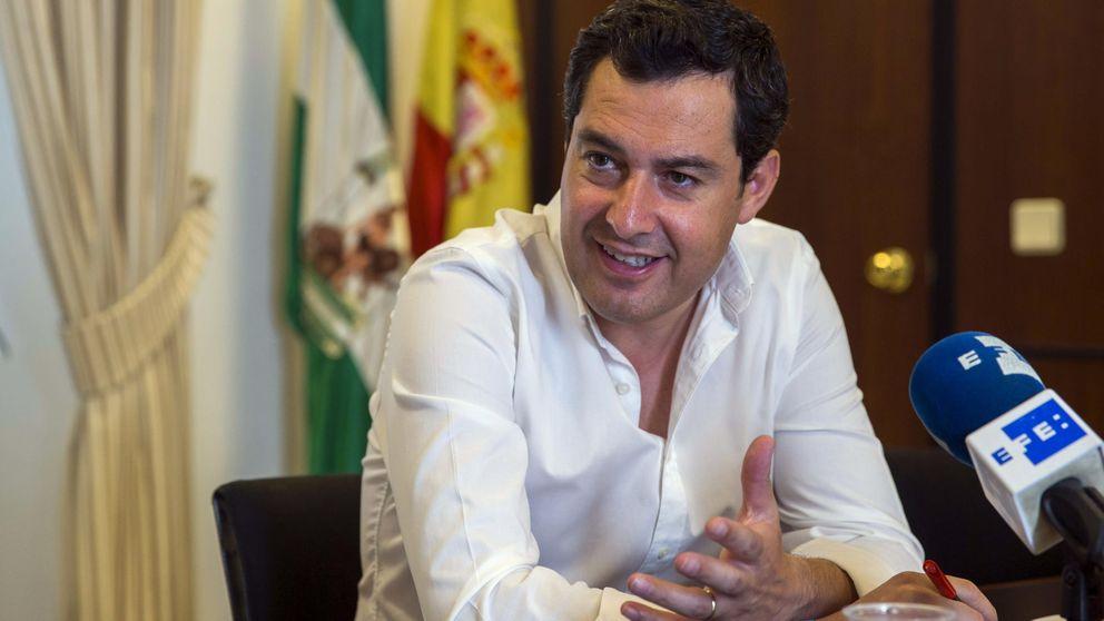 Arenas y Villalobos torpedean el 'Plan Renove' de Juanma Moreno en el PP-A