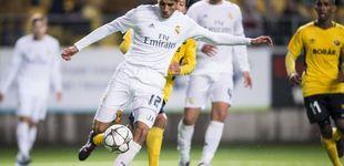 Post de Los secretos de Achraf que seducen a Zidane: el goleador que creció tarde