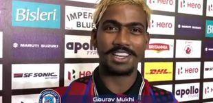 Post de Un futbolista indio famoso por marcar un gol a los 16 años, suspendido por tener 28