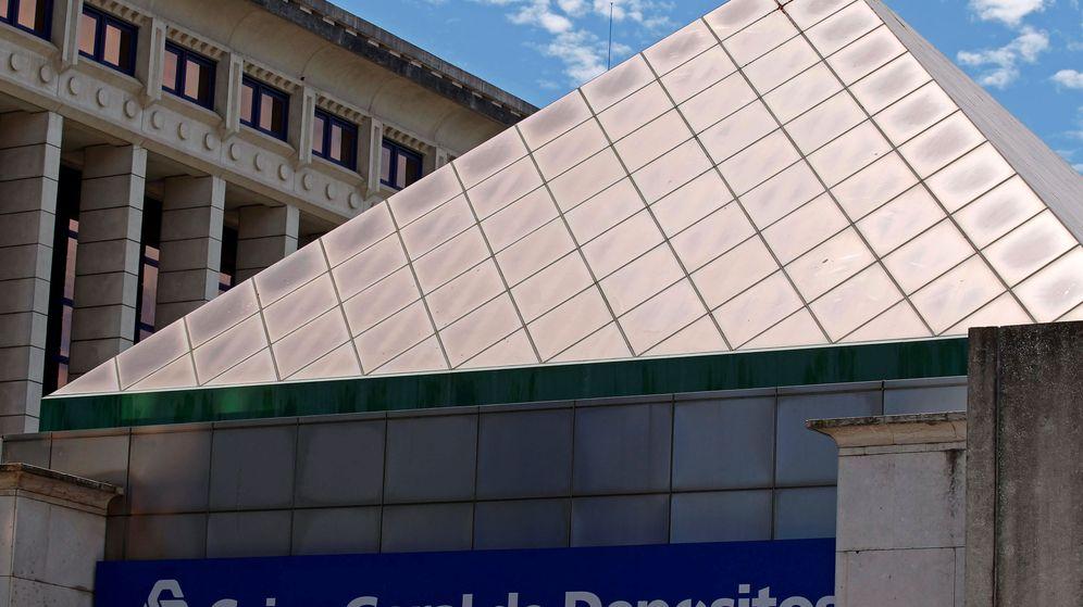 Foto: Oficinas centrales de Caixa Geral en Lisboa