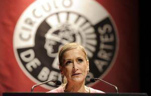 El Confidencial y Cristina Cifuentes debaten sobre 'Seguridad ciudadana'
