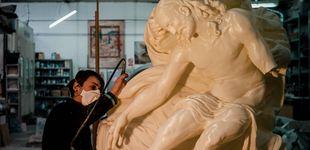 Post de El espacio madrileño de 5.000 m2 donde se preserva y crea arte mundial