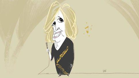Los boleros no le dan suerte a María Teresa Campos