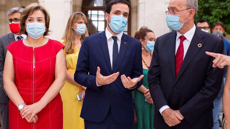 Podemos e IU Málaga buscan un Alberto Garzón para su liderazgo municipal