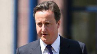 Foto: Cameron acusa a Brown y advierte que la deuda británica es mayor de lo estimado